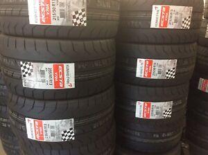 Caterham Kumho Ecsta V70A 2 X 215 50 13 2 x 235 45 13 K61  Medium Compound tyres