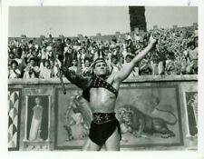 Duncan Regehr The Last Days of Pompeii 1984 original Press 7x9 Photo