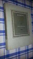 FIABE DRAMMATICHE F. Raimund I grandi scrittori stranieri Vol. 175 UTET 1954-