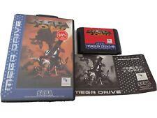 Sega Mega Drive Spiel - RED ZONE - in OVP mit Anleitung gebraucht gut