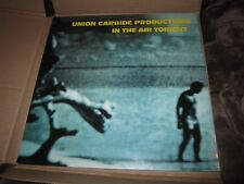 "Union Carbide Productions ""In The Air Tonight"" vinyl LP Sweden RSD 2013 #452/500"