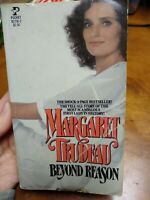 Beyond Reason by Margaret Trudeau Paperback 1980 Vintage