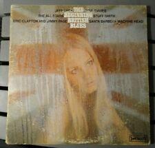The Beginning British Blues - 1969 - Vinyl LP Record