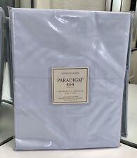 Restoration Hardware Italian Paradigm 464 Percale Pillowcases (2) King Sky $89