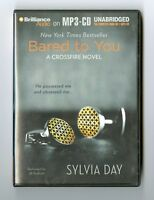 Bared to You : by Sylvia Day- MP3CD - Audiobook