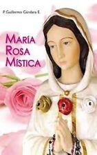 Maria Rosa Mistica Libro Por P. Guillermo Gandara- Editorial San Pablo