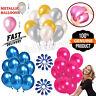 "10-100 10"" 5"" Metallic PEARL BALLOONS BALLON helium BALOON Birthday WeddingParty"