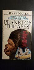 Planet Of The Apes Book 1964 Sixth Print. Signet science fiction. Vintage.