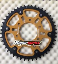 Supersprox pignon Kawasaki zxr 750, zxr750, 90-95, 46 dents, stealth sprocket