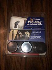 Pachmayr Pac-Mag Gun Concealment Magnet, 30 pound rating, handgun or long gun