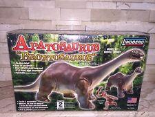 Lindberg Apatosaurus Brontosaurus Plastic Model Kit