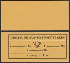 Berlin Markenheftchen 5 d  RLV  IV  ** Brandenburger Tor 1966  postfrisch