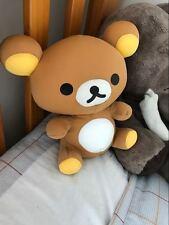 UK Seller New Cute Kawaii Rilakkuma Brown Teddy Bear San-X Stuffed Toy