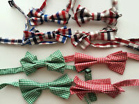 Cute Boys Kid Children baby Party Pre-tied Cotton Wedding bow tie Necktie bowtie