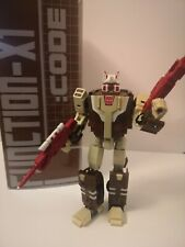 Transformers 3rd Party CHROMEDOME (Fansproject Function X1 Code) - 100% complete