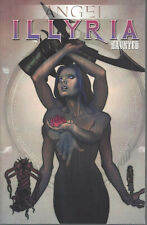 Angel Ilyria Haunted Sc Tp New Idw Oop Whedon Free Priority