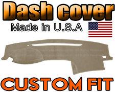 fits 2003-2009 LEXUS GX470  DASH COVER MAT DASHBOARD PAD  /  BEIGE
