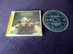 CD Katzenjammer - A Kiss Before You Go Ukulele Akkordeon Banjo Mandoline Domra