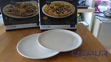 Villeroy & Boch Pizza Passion Set 2 Piatti Pizza in Porcellana Premium