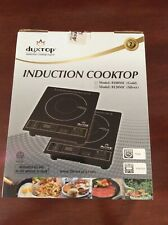Duxtop 8100MC 1800W Portable Induction Countertop Cooktop - Gold-Led Display +++