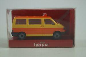 Herpa Modellauto 1:87 H0 VW Volkswagen Caravelle Schulbus Nr. 041652