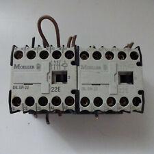 Électrique Composant Moeller Dil ER-22 - 2 Pièces