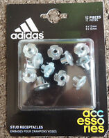 Adidas World Cup Stud Receptacles 12 Pieces Steel