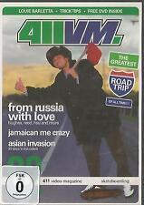 DVD - 411VM Skateboarding Issue 62 - Road Trip  / #838
