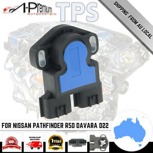 TPS Throttle Position Sensor for Nissan Pathfinder R50 Navara D22 VG33E 3.3L