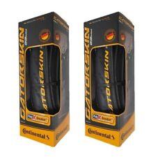 Conjunto de 2, Continental Gatorskin 700 X 23c Plegable Cubierta Neumáticos, 700 X 23mm
