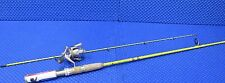 "EAGLE CLAW CLASSIC FEATHERLIGHT ROD 5 ' 6 "" WITH 6BB REEL SPIN.COMBO FLUL56S26BC"