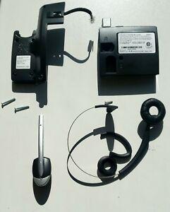 Mitel Dect Cordless Headset Kit 5000712 for 5330,5330e,5340,5340e,5360