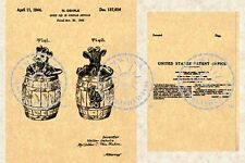 US Patent for ELSIE THE COW Cookie Jar BORDEN #388