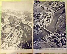1962 Hendaye frontière franco-Espagnole;Pic du midi de Bigorre Midi Océanique