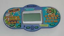 Excalibur MAD LIBS Word Electronic Handheld Pocket Portable Travel Game #398