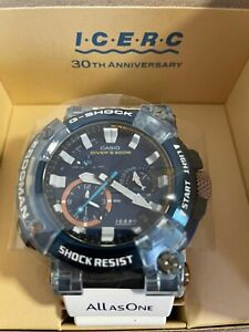 CASIO G SHOCK ICERC GWF-A1000K-2A LOVE THE SEA AND THE EARTH FROGMAN JAPAN 🇯🇵