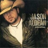 JASON ALDEAN Relentless CD BRAND NEW