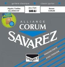 Savarez 500AJ Nylon Guitar String Corum Alliance Acoustic Classical High-Tension