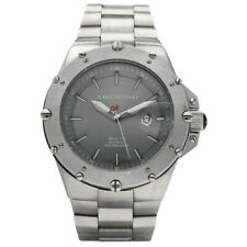 Android AD535 Tritium T100 Stainless Steel 50mm Swiss Automatic Men's Watch