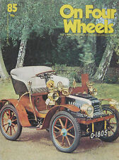 On Four Wheels Magazine Vol.6 Issue 85  featuring Peugeot, Piccard-Pictet