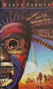 The Ear, the Eye, and the Arm by Nancy Farmer Paperback Young Adult Fiction