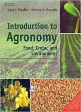Introduction To Agronomy: Food, Crops And Environment by Sheafer & Moncada