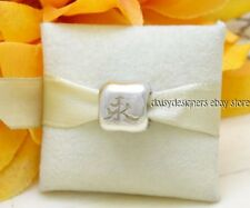Authentic Pandora Silver CHINESE SYMBOL ETERNITY Charm 790190 RETIRED
