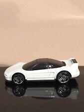 HOT WHEELS 2015 1990 Acura NSX White RARE VHTF Loose Mint JDM NISMO