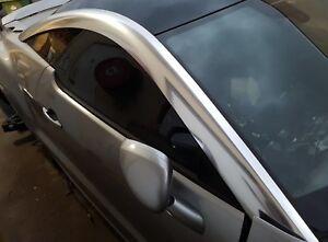 Peugeot RCZ THP200 6 speed manual Turbo - Chrome Pillar - Roof Arches - Pair
