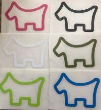 "New SCOTTY CAMERON GALLERY Vinyl Cookie Cutter Dog Sticker Decal Golf 4"" x 3"""