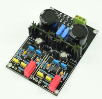 Assembled DUAL MM phono preamplifier board High gain Low noise