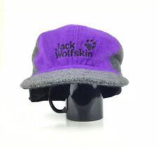 Jack Wolfskin Fleece Winter Polartec Baseball Cap Hat Men's Medium Size