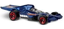 Hot Wheels Cars - Formula Flashback Blue 2016 HW Race Team #8/250
