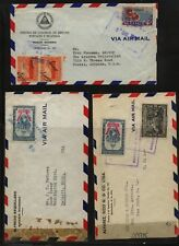 Nicaragua 3 covers, 2 are censor Ms0829